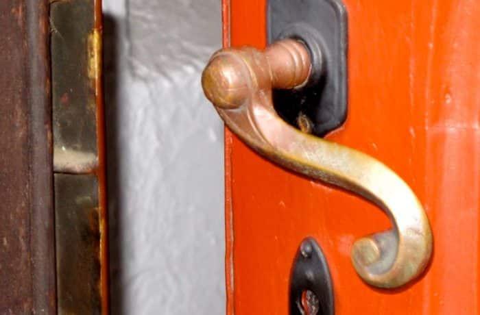 Broken Door Handles