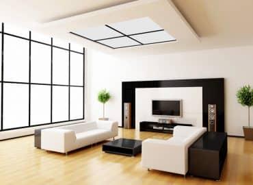 Laminated Glass Walls