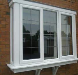 New Double Glazing installation
