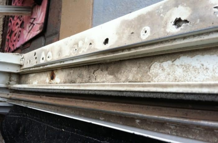 Patio Door Tracks