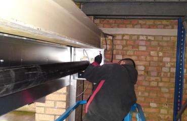 Roller Shutter Repairs Essex