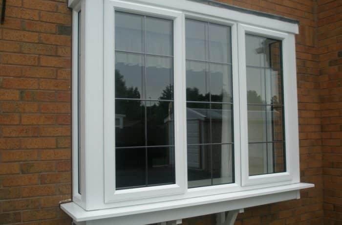 New Double Glazing installation