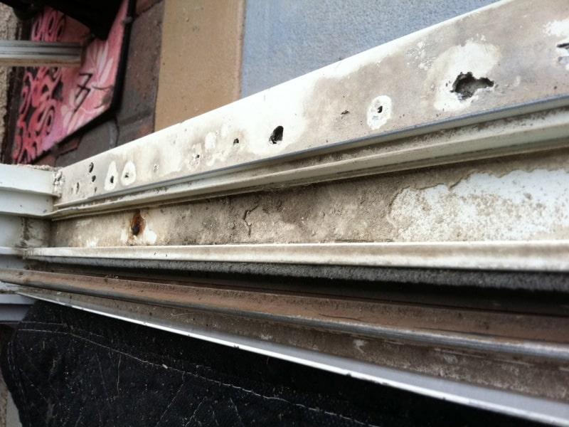 Patio Door Tracks Window Maintenance Services Ltd