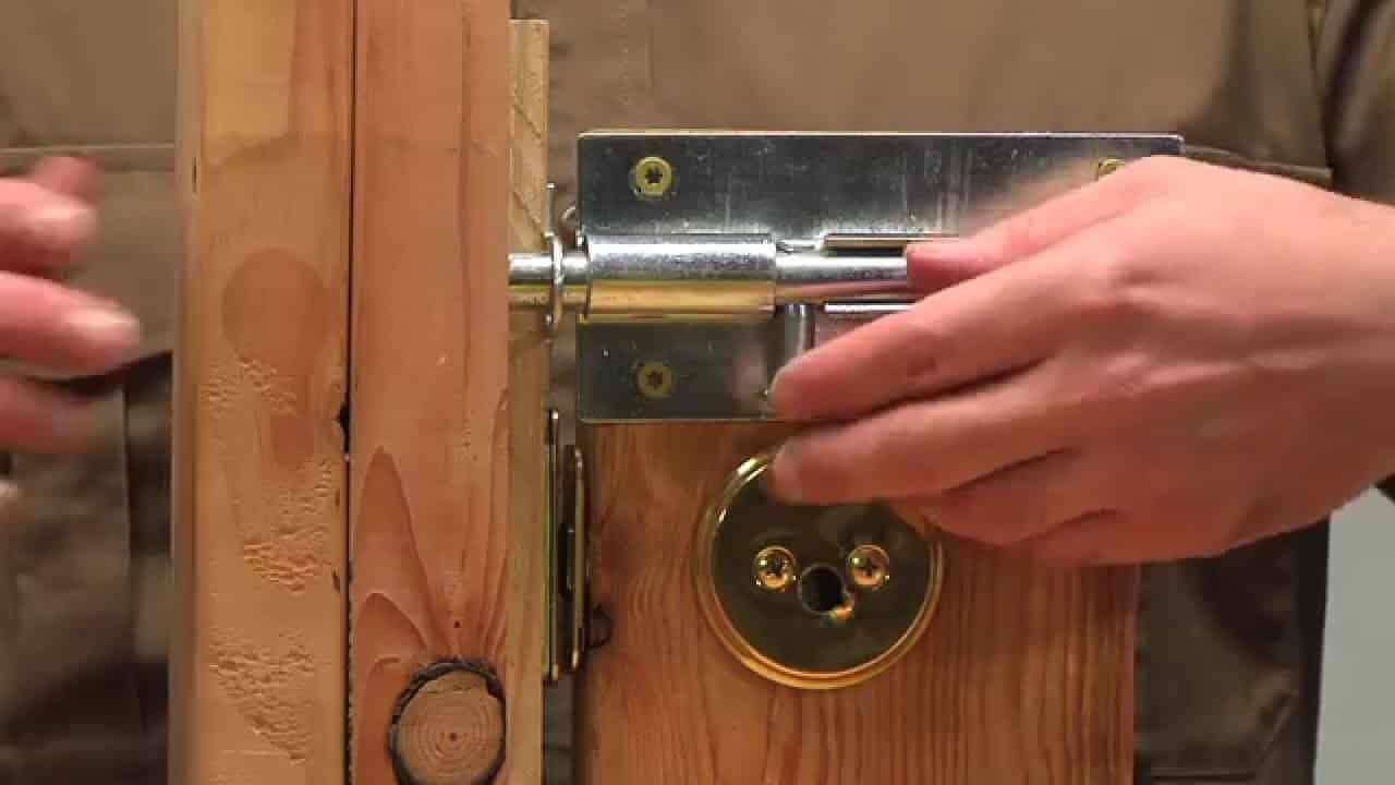 Front Door Security For Your Business Premises Window